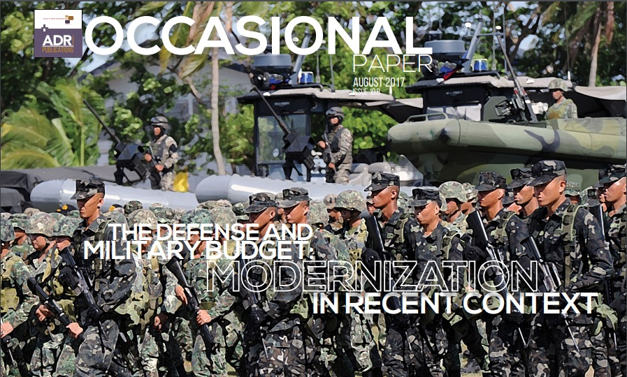 occasional paper The Defense and Military Budget